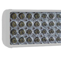 "Vision X XIL-2.120WV XMITTER 8"" Double Stack Euro Beam LED Light Bar (white)"