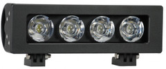 "Vision X XIL-R142 Reflex LED Bar 9"" Reflex LED Smart Light Bar (Euro Beam)"