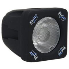 "FREE SHIPPING Vision X XIL-S1101 Solstice 2"" Square Flood Beam Solo LED Pod Light"