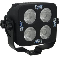 "Vision X XIL-S4101 Solstice 4"" Square LED Flood Beam Lamp"