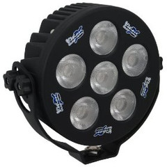"Vision X XIL-S6101 Solstice 6"" Round LED Flood Beam Lamp"