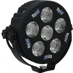 "Vision X XIL-S6102 Solstice 6"" Round LED Spot Beam Lamp"