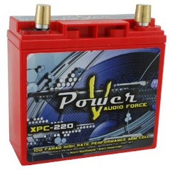Vision X XPC-220 X Power Cell 22 Amp Hour Sealed AGM Battery