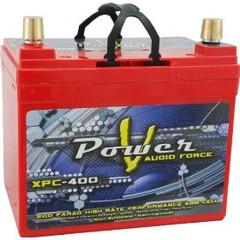 Vision X XPC-400 X Power Cell 40 Amp Hour Sealed AGM Battery