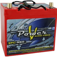 Vision X XPC-550 X Power Cell 55 Amp Hour Sealed AGM Battery