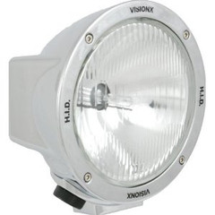 Vision X HID-6550C 50-Watt HID Euro Beam Lamp CHROME