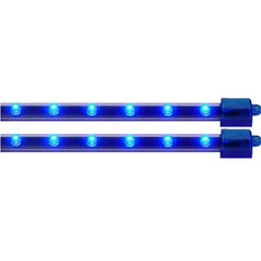 "Vision X HIL-M12B 12"" Blue LED Light Bar - Pack of 2"