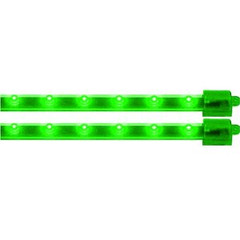 "Vision X HIL-M12G 12"" Green LED Light Bar - Pack of 2"