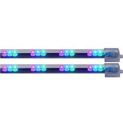 "Vision X HIL-M12M 12"" Multi Color LED Light Bar - Pack of 2"