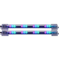 "Vision X HIL-M6M 6"" Multi Color LED Light Bar - Pack of 2"
