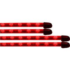 Vision X HIL-URED Red Flexible LED Under Car Kit