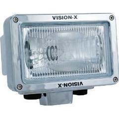 Vision X VX-5710C Tungsten Halogen-Hybrid Euro Beam Lamp