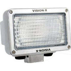 Vision X VX-5711C Tungsten Halogen-Hybrid Flood Beam Lamp