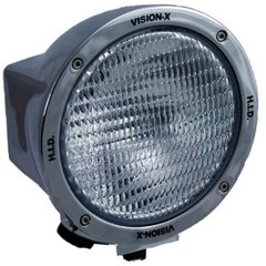 Vision X VX-6511C Tungsten Halogen-Hybrid Flood Beam Lamp.