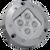 SubAqua Underwater LED Light Four Red 3 Watt LEDs Wide Beam - Vision X  XIL-U41R 4008670