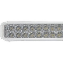 "Vision X XIL-1000W XMITTER 52"" Single Stack Euro Beam LED Light Bar (white)"