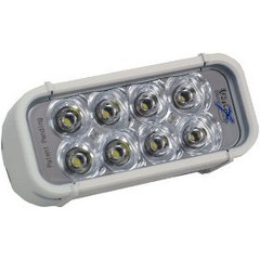 "Vision X XIL-80W XMITTER 6"" Euro Beam LED Light Bar (White)"
