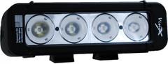 "Vision X XIL-EP420 8"" 20° Single Stack Evo Prime LED Light Bar"