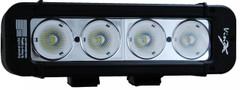"Vision X XIL-EP440 8"" 40° Single Stack Evo Prime LED Light Bar"