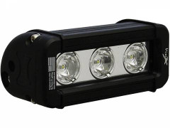 "Vision X XIL-LP310 5"" Xmitter Low Profile Prime LED Light Bar 10° Beam Pattern"
