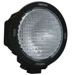 "Vision X HID-6572CR 6.7"" ROUND BLACK 70 WATT HID COMPOSITE SPOT BEAM LAMP"