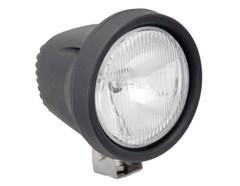 """Vision X VX-5510 5.5"""" ROUND BLACK 100 WATT TUNGSTEN EURO BEAM LAMP"""