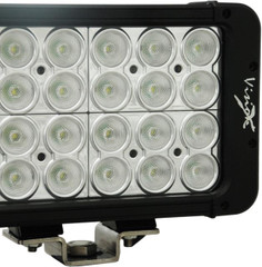 """18"""" Xmitter Prime Xtreme Double Stack LED Light Bar 40° Beam Pattern - Vision X XIL-PX2.3040 9116419"""