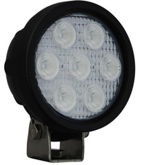 "Vision X XIL-UMX4040 4"" Round Utility Market Xtreme LED Work Light (40 Degree)"