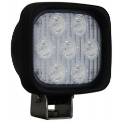 "Vision X XIL-UMX4410 4"" Square Utility Market Xtreme LED Work Light (10 Degree)"