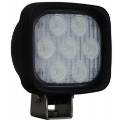 "4"" Square Utility Market Xtreme LED Work Light (40 Degree) - Vision X XIL-UMX4440 9118390"