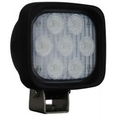 "Vision X XIL-UMX4440 4"" Square Utility Market Xtreme LED Work Light (40 Degree)"