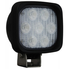 "4"" Square Utility Market Xtreme LED Work Light (60 Degrees) - Vision X XIL-UMX4440 9118390"