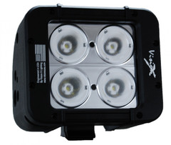 """Vision X XIL-EP2.210 5"""" 10° Extreme Distance Spot Beam Double Stack Evo Prime LED Light Bar"""
