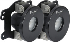 Vision X Jeep JK Factory Fog Light Led Upgrade Kit (Pair) XIL-OE0711JKS1100