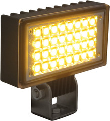 Amber Utility Market Flood Light - Vision X XIL-UF32A 9119298