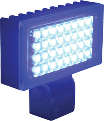 BLUE LED Vision X XIL-UF32 Utility Market Flood Light XIL-UF32B