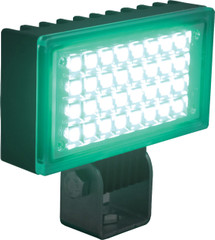 GREEN LED Vision X XIL-UF32 Utility Market Flood Light XIL-UF32G