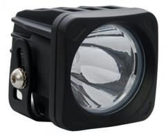 "3"" SQUARE OPTIMUS LED SPOT LIGHT 10 WATT BLACK HOUSING - Vision X XIL-OP110 9123882"