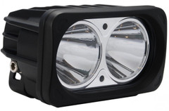 OPTIMUS LED SPOT LIGHT 20 WATT BLACK HOUSING - Vision X XIL-OP210 9124605