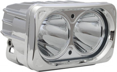 OPTIMUS LED SPOT LIGHT 20 WATT CHROME HOUSING - Vision X XIL-OP210C 9124698