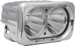 OPTIMUS LED SPOT LIGHT 20 WATT CHROME HOUSING - Vision X XIL-OP210C 9124698