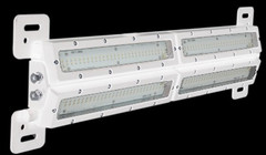 "Vision X MIL-SWD2440w SHOCKWAVE DUAL MINING INDUSTRIAL LED LIGHT 24"" LENGTH 40 WATT White"