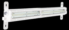 "Vision X MIL-SWS2420W SHOCKWAVE SINGLE MINING INDUSTRIAL LIGHT 24"" LENGTH 20 WATT White"