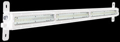 "Vision X MIL-SWS3630W SHOCKWAVE SINGLE MINING INDUSTRIAL LIGHT 36"" LENGTH 30 WATT White"