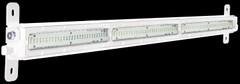 "Vision X MIL-SWS3630W SHOCKWAVE SINGLE MINING INDUSTRIAL LIGHT 36"" LENGTH 30 WATT White"