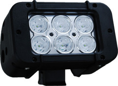 "Elliptical Driving Beam, 5"" Xmitter Prime Xtreme LED Light Bar.  Vision X XIL-PXe3065."