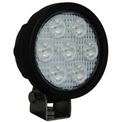 "Vision X XIL-UMX40e3065 4"" Round Utility Market Xtreme LED Work Light Elliptical Beam"