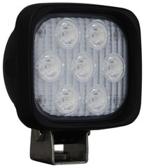 "Vision X XIL-UMX44e3065 4"" Square Utility Market Xtreme LED Work Light (Elliptical Beam)"