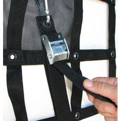 1-1/2 INCH STRAP SET (PAIR) FOR CARGO NETS
