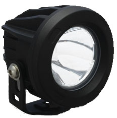 10° SPOT BEAM XIL-OPR110 ROUND OPTIMUS LED SPOT LIGHT *NEW* - Vision X XIL-OPR110 9140896